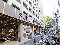 スーパーオオゼキ高井戸店:徒歩13分(1000m)