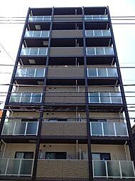ジェノヴィア板橋本町グリーンウォール[505号室]の外観