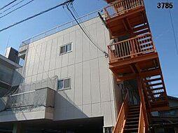 城北電気ビル[202 号室号室]の外観
