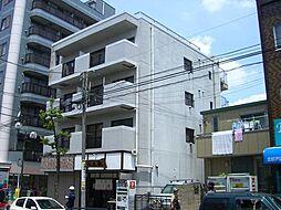 共栄マンション[2階]の外観