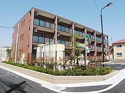 ノースヒルズAoyagi[301号室]の外観