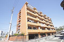 愛知県名古屋市天白区植田東3丁目の賃貸マンションの外観