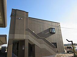 山口県宇部市厚南中央5の賃貸アパートの外観