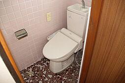 風呂トイレ別の間取り。画像は空室のものです。