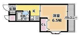 コムズスクエア向島[3階]の間取り