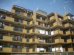 ライオンズマンション山科大宅[1階]の外観
