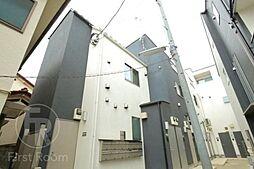 東京都品川区中延5丁目の賃貸アパートの外観