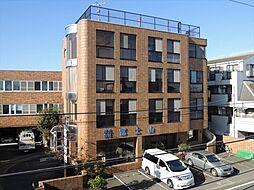 神奈川県相模原市南区鵜野森1丁目の賃貸マンションの外観