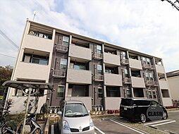 大阪府摂津市鳥飼新町2丁目の賃貸アパートの外観