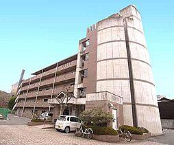 京都府京都市左京区松ケ崎正田町の賃貸マンションの外観