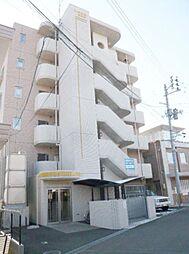 宮城県仙台市太白区西中田2丁目の賃貸マンションの外観
