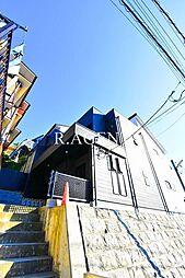 神奈川県横浜市保土ケ谷区宮田町1丁目の賃貸アパートの外観