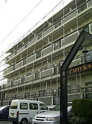 パルテカワサキ[405号室]の外観