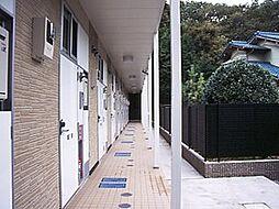 レオパレス夢見ヶ崎[208号室]の外観
