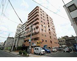 岡山県岡山市北区中山下2の賃貸マンションの外観