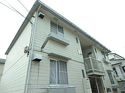 神奈川県座間市立野台2丁目の賃貸アパートの外観