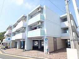 福岡県福岡市東区美和台7丁目の賃貸マンションの外観