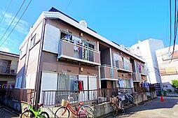 第二ヴィラ坂井[2階]の外観