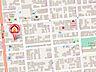 地図,ワンルーム,面積23.49m2,賃料2.7万円,札幌市営南北線 中島公園駅 徒歩12分,札幌市営東西線 西11丁目駅 徒歩15分,北海道札幌市中央区南十二条西10丁目1番8号