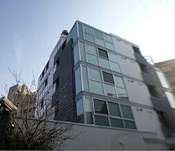 東京都渋谷区猿楽町の賃貸マンションの外観