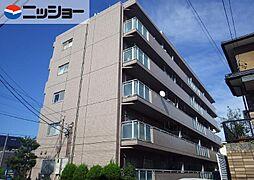 リビングコートヨコチ[4階]の外観