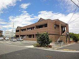 兵庫県加古郡稲美町国安の賃貸アパートの外観
