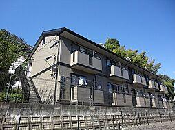 セジュール相田C棟[1階]の外観