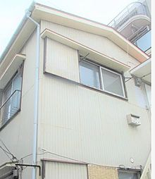 大野アパート[2F号室]の外観