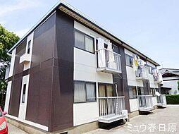 福岡県春日市須玖北5丁目の賃貸アパートの外観