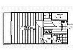 SHIZUKAビル[503号室]の間取り