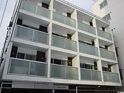 北海道札幌市北区北十八条西5丁目の賃貸マンションの外観
