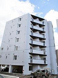 北海道札幌市中央区宮の森一条5の賃貸マンションの外観