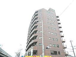 大阪府大阪市平野区長吉出戸6丁目の賃貸マンションの外観
