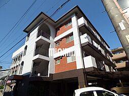 コーポ牛田[2階]の外観
