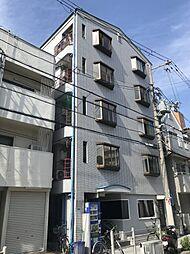 キューブ西加賀屋[5階]の外観