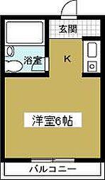 梅香栄進ビル[5階]の間取り