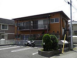 向日葵荘[101号室]の外観