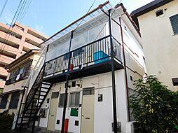 長島コーポ[2階]の外観