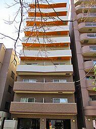 札幌レジデンス植物園[6階]の外観