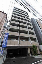 広島県広島市南区西蟹屋1丁目の賃貸マンションの外観
