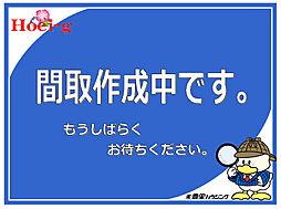 [一戸建] 神奈川県平塚市徳延 の賃貸【/】の間取り