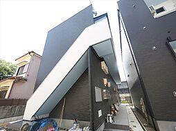 愛知県名古屋市南区大同町1丁目の賃貸アパートの外観