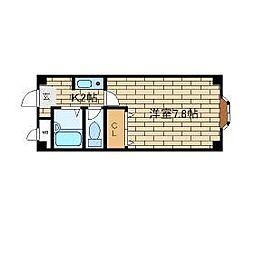 マルベリーガーデン[2階]の間取り