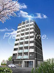 ミラージュパレス北梅田[9階]の外観