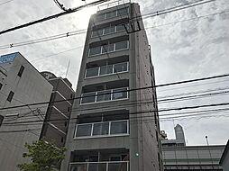大阪府大阪市中央区瓦屋町1丁目の賃貸マンションの外観