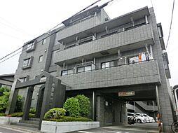 インフォートマンション[3階]の外観