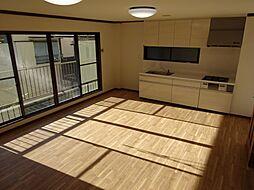 愛知県名古屋市南区白雲町 5LDKの居間