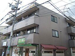 京都府宇治市菟道丸山の賃貸マンションの外観