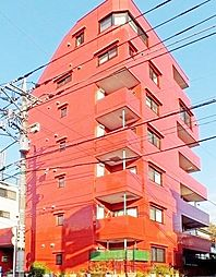東京都中野区江原町2丁目の賃貸マンションの外観
