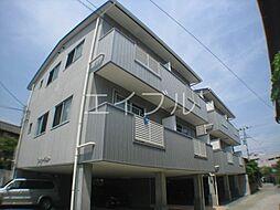 ジョージプレイス[2階]の外観